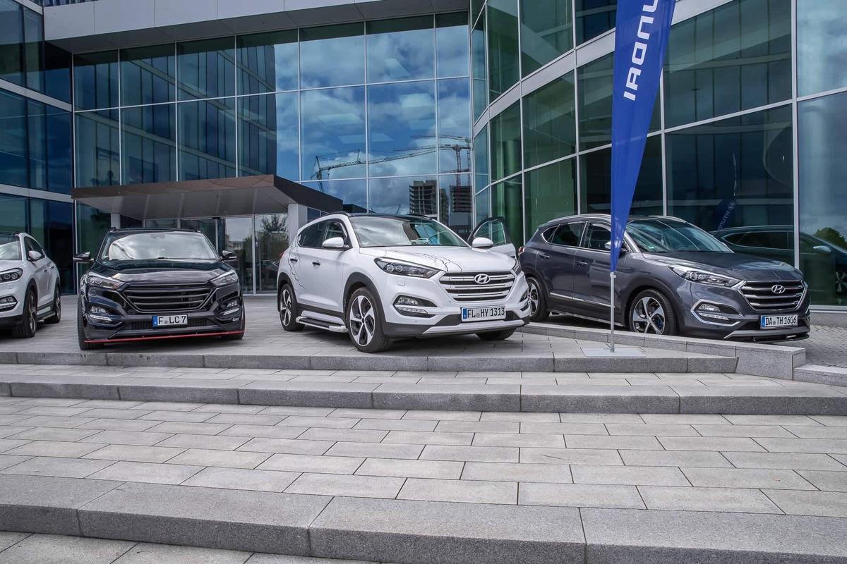 Hyundai treffen Frankfurt