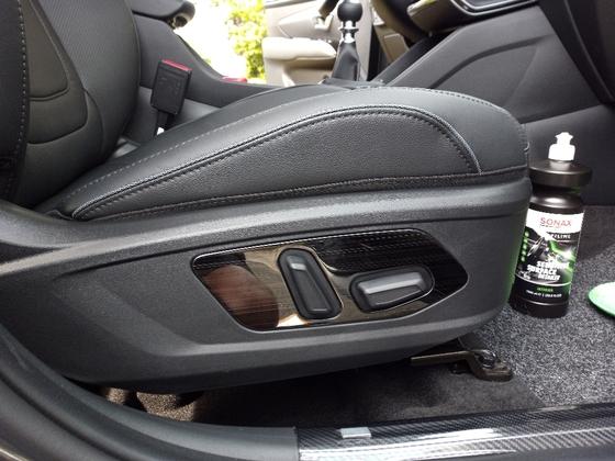 Alu blende elektrische Sitz NX4
