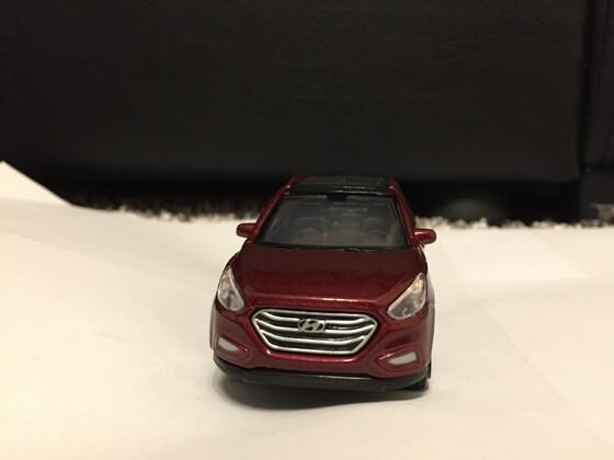 Tucson Spielzeug Auto