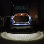 LED-Kofferraumklappenbeleuchtung