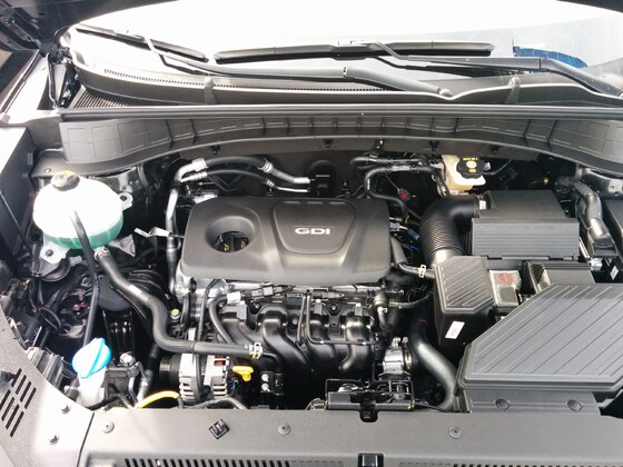 Motor 1.6 GDi (97KW/132PS)