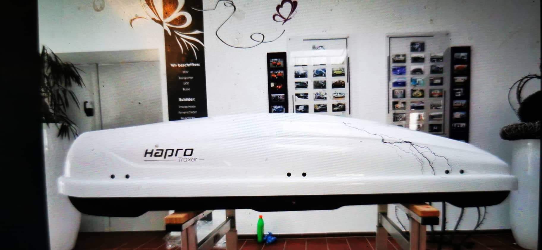 Hapro Dachbox