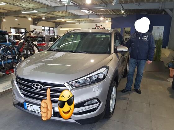 Mein erster Hyundai....