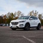 Hyundai Tucson Style (2016) + RC-Design RC29 + 25mm Tieferlegung