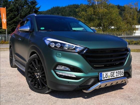 Hyundai Tucson VfL 2016 crdi