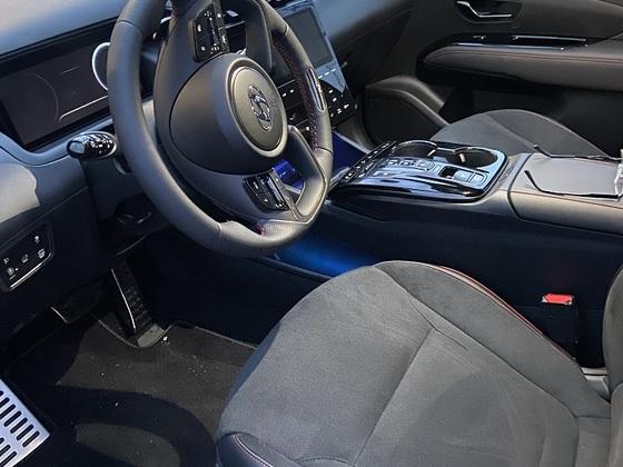 Sehr angenehmes Cockpit, mit Sitzpaket