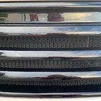 Zymexx Grill mit schwarzem Aluminium Race Gitter!