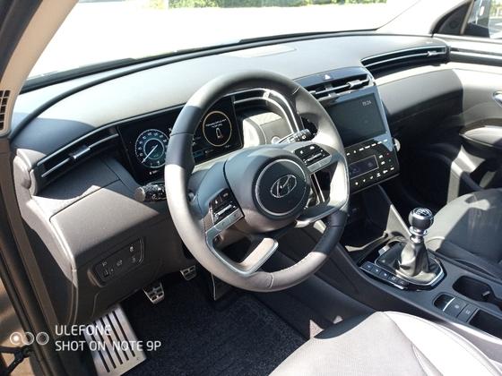 Hyundai Tucson NX4